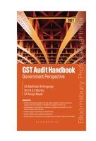 GST Audit Handbook Government Perspective