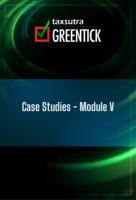 Case Studies - Module V