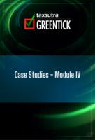 Case Studies - Module IV