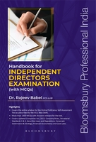 Handbook for Independent Directors Examination (with MCQs)