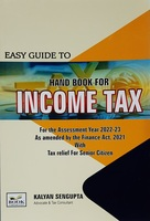 Easy Guide To Hand Book For Income Tax